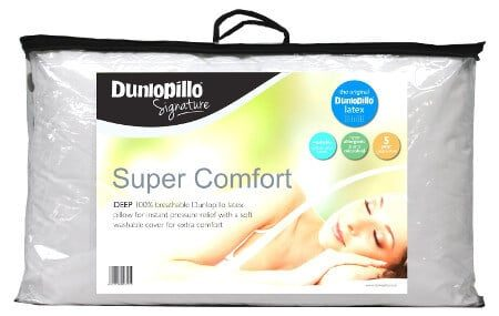 Best Latex Pillow Dunlopillo