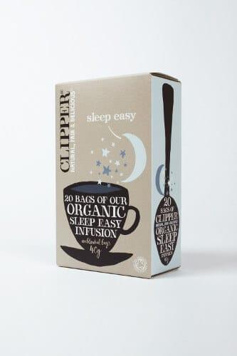 Clipper Organic Sleep easy tea