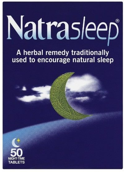 Natrasleep sleeping tablets review