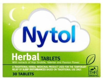 Nytol Herbal Sleeping Tablets Review