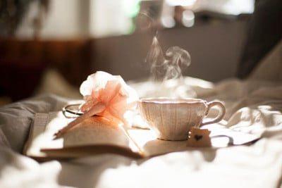 Tea to help sleep