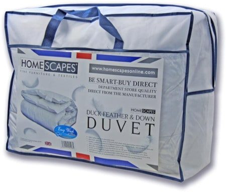ultra warm luxury duvet