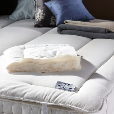 devon-duvets-british-wool-mattress-topper
