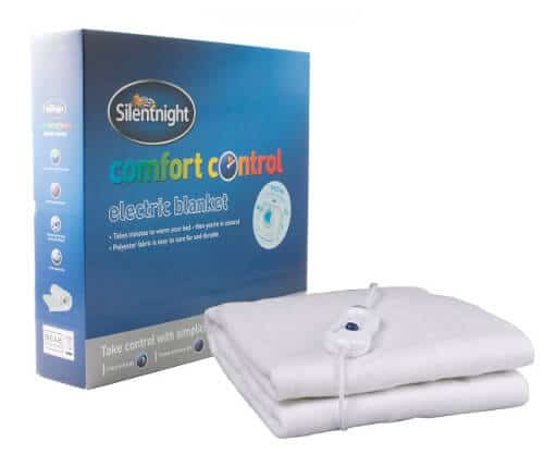 silentnight-electric-blanket