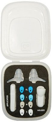 design go luggage z zone noise cancelling earplugs