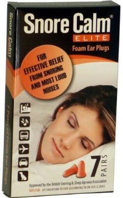 snore-calm-elite-foam-ear-plugs