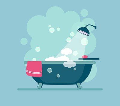 Bath To Help Sleep