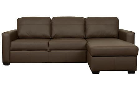 John Lewis Leather Sofa Bed