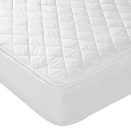 John Lewis Micro-Fresh Waterproof Quilted Mattress Protector 2