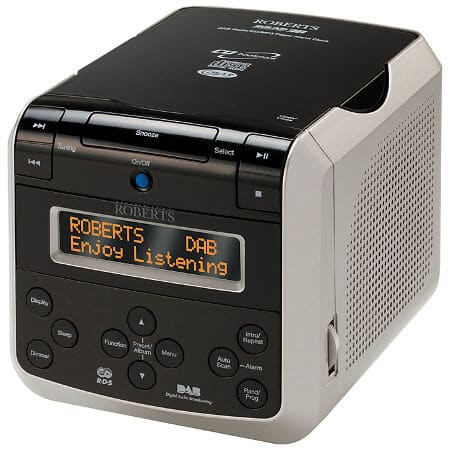 ROberts 85 Radio Alarm Clock