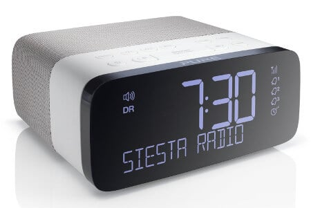Siesta Pure Clock Radio
