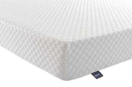 Silentnight Memory Foam mattress Review