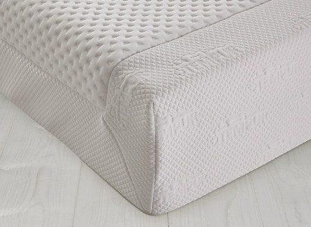 tempur original deluxe memory foam mattress review