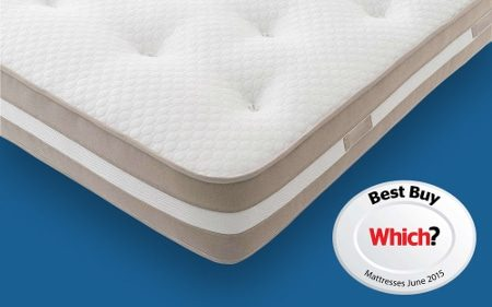 Silentnight pocket sprung mattress