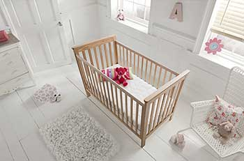 huge discount accf1 85665 5 Best Cot Bed Mattress UK 2019 - Keep Your Baby Sleeping Safely