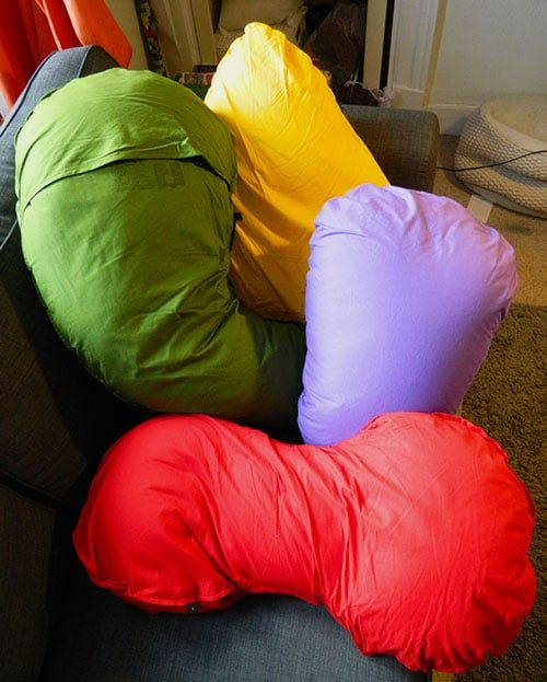 Pillowscapes Pillow Reviews – Bright Colours, Comfy Pillows And A Great Sleep