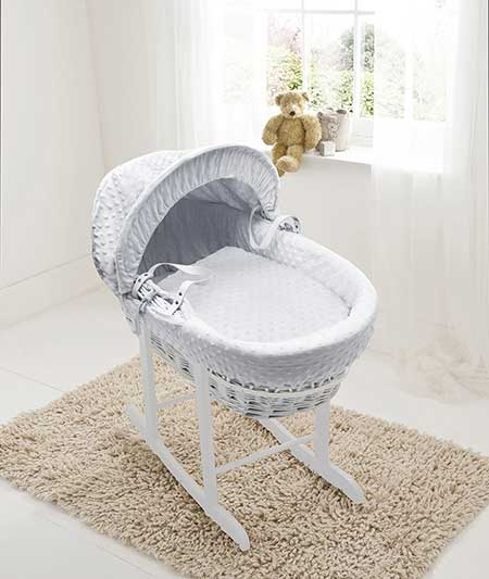 Best Moses Basket For Your Baby – Safe Sleep All Around The House
