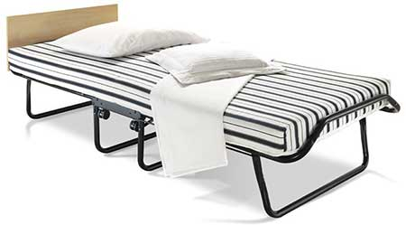 Jaybe Venus folding bed Unfolded