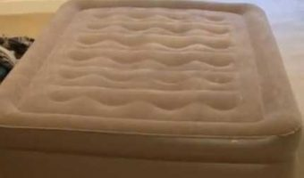Sable Air Mattress Review