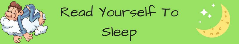 Reading To Help Sleep