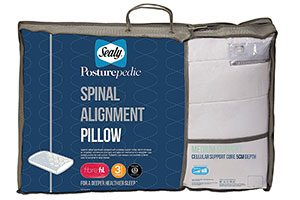 Sealy Posturepedic Spinal Alignment Pillow