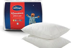 Silentnight Bounceback Pillow Review