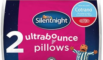 Silentnight Ultrabounce pillow