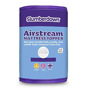 Slumberdown Airstream Topper Review