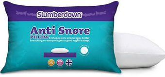 Slumberdown Anti-Snore Pillow Review