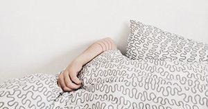 Woman Sleeping Under The Best Duvet