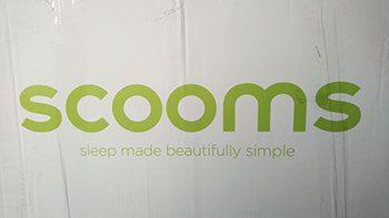 Scooms Duvet Box Logo