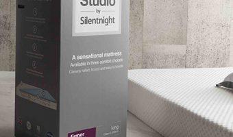 Silentnight Studio Mattress In Box