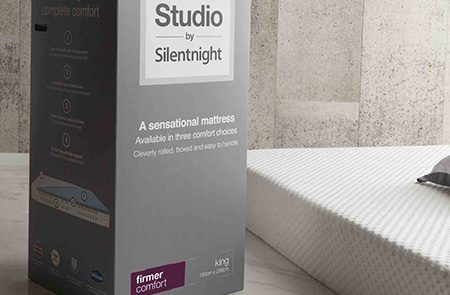 Silentnight Studio Mattress In Box