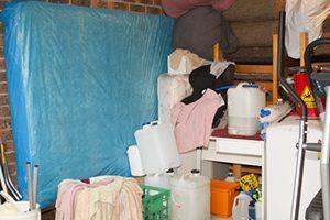 A Mattress In Storage
