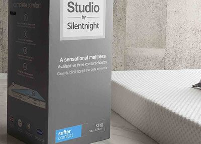 Studio Softer By Silentnight Next To Bed