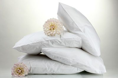 Clean Pillows After Being Washed