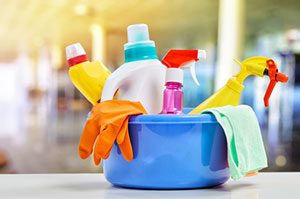 Cleaning Supplies To Clean Pillow