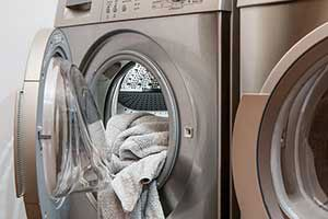 Pillow Out The Washing Machine
