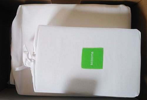 Scooms Linen Packaging