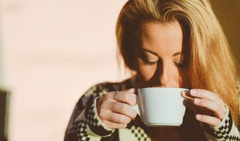 Woman Waking Up Without Coffee