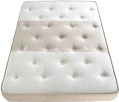 BEST SOFT SPRING MATTRESS REYLON POCKET WOOL SILK CASHMERE MATTRESS