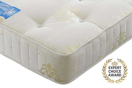 Coolflex Pocket Backcare 1400 Mattress
