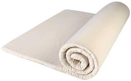 Dreamtime Memory Foam Mattress Topper