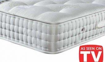 Sleepeezee Wool Supreme Pocket Mattress