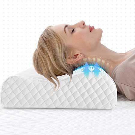 NOFFA Soft Contour Cervical Pillow