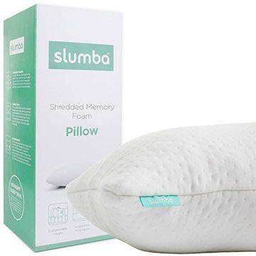 Slumba Pillow Review