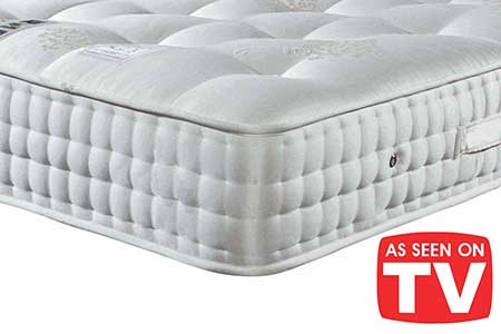 Sleepeezee Wool Supreme Pocket Sprung Mattress