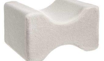 Hourglass Knee Pillow Example
