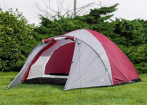 Adtrek double skin tent