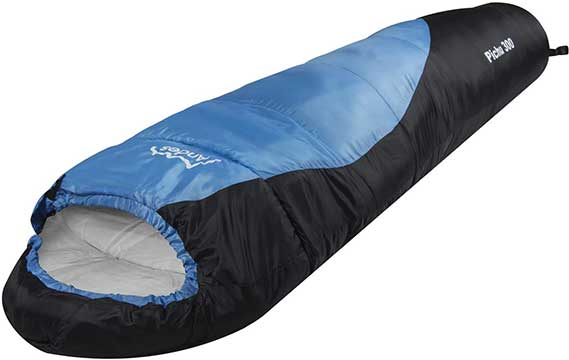 Andes Blue Kids sleeping bag